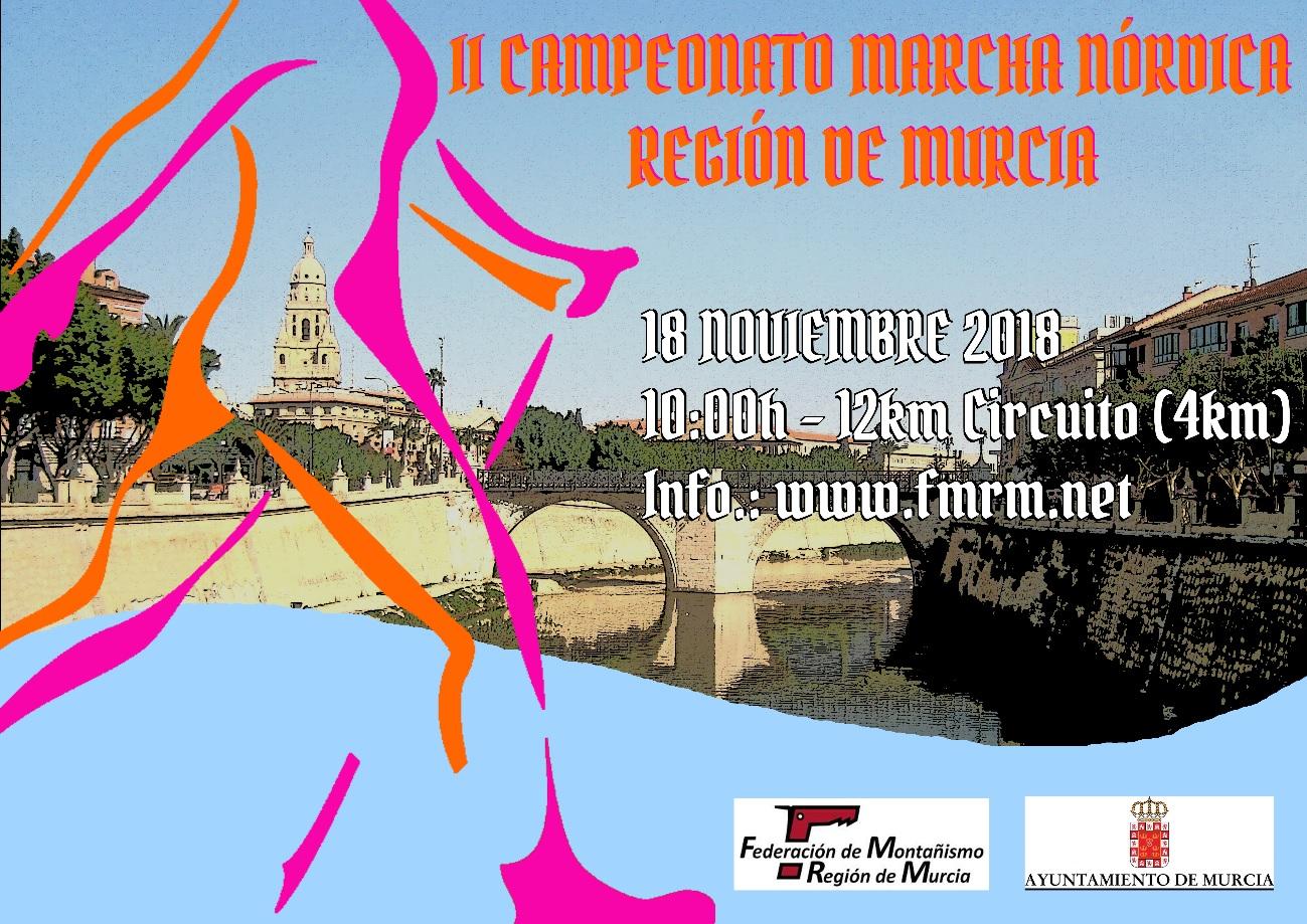 II Campeonato MN Región de Murcia